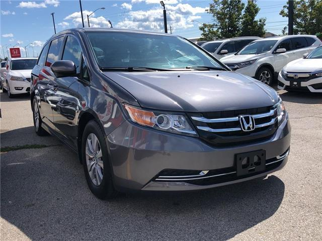 2016 Honda Odyssey EX (Stk: 58655A) in Scarborough - Image 6 of 22