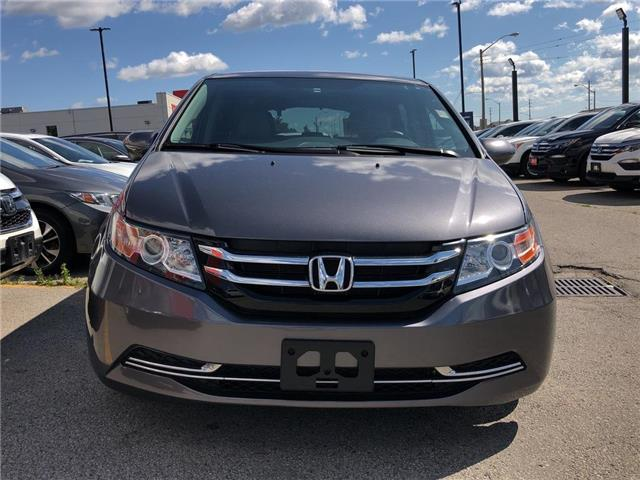 2016 Honda Odyssey EX (Stk: 58655A) in Scarborough - Image 7 of 22
