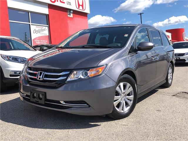 2016 Honda Odyssey EX (Stk: 58655A) in Scarborough - Image 8 of 22