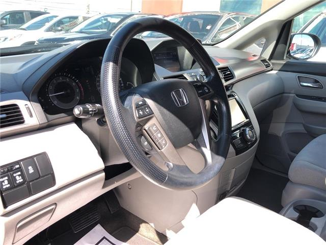 2016 Honda Odyssey EX (Stk: 58655A) in Scarborough - Image 9 of 22