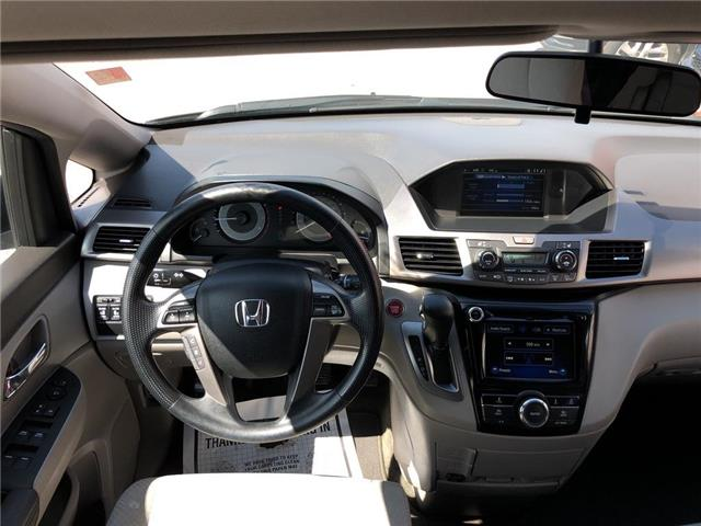 2016 Honda Odyssey EX (Stk: 58655A) in Scarborough - Image 10 of 22