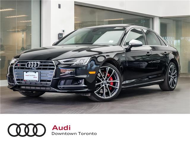 2018 Audi S4 3.0T Technik (Stk: P3190) in Toronto - Image 1 of 29