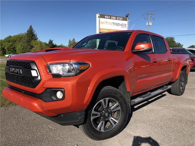 2017 Toyota Tacoma TRD Off Road (Stk: -) in Kemptville - Image 1 of 28