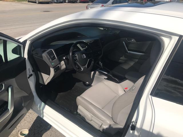 2012 Honda Civic EX-L (Stk: 03668) in Etobicoke - Image 9 of 15