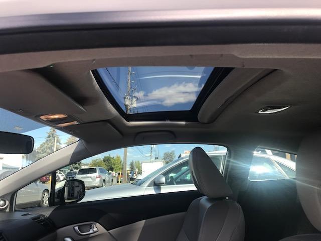 2012 Honda Civic EX-L (Stk: 03668) in Etobicoke - Image 11 of 15