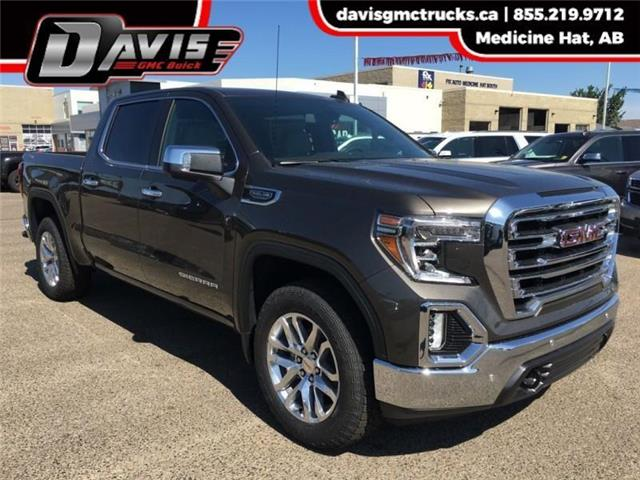 2019 GMC Sierra 1500 SLT (Stk: 176711) in Medicine Hat - Image 1 of 25