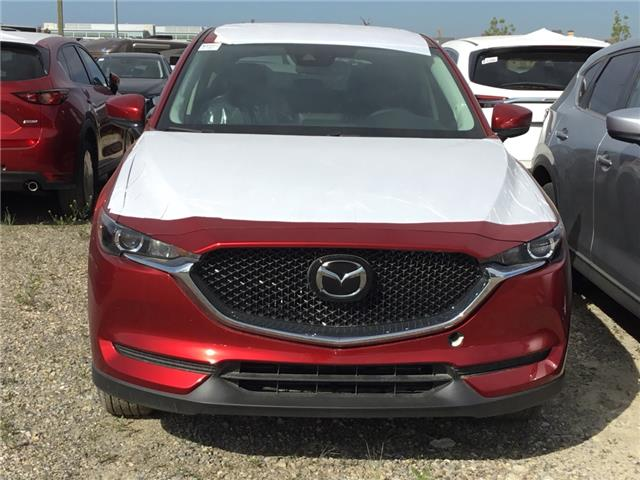 2019 Mazda CX-5 GS (Stk: N4582) in Calgary - Image 1 of 1