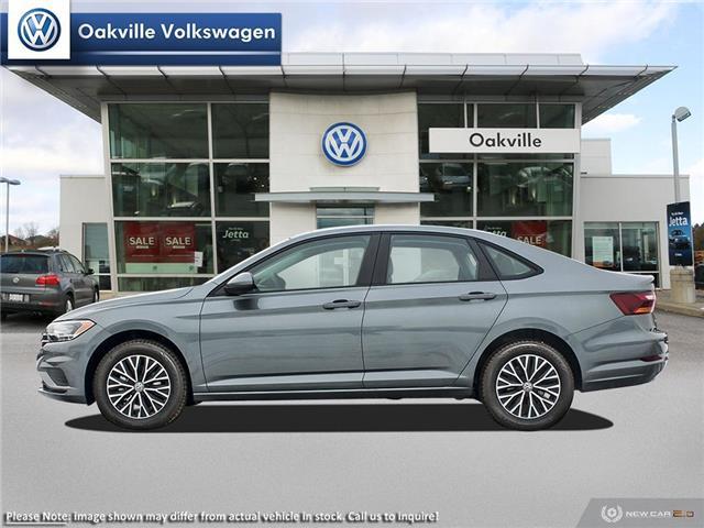 2019 Volkswagen Jetta 1.4 TSI Highline (Stk: 21602) in Oakville - Image 3 of 11