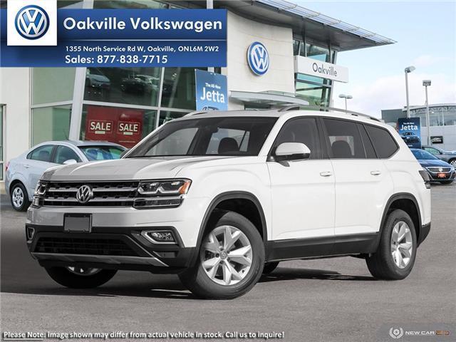 2019 Volkswagen Atlas 3.6 FSI Highline (Stk: 21604) in Oakville - Image 1 of 23