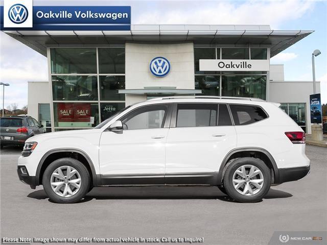 2019 Volkswagen Atlas 3.6 FSI Highline (Stk: 21604) in Oakville - Image 3 of 23