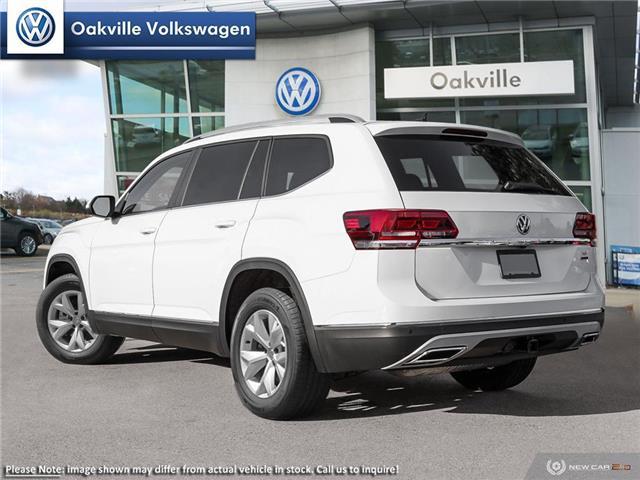 2019 Volkswagen Atlas 3.6 FSI Highline (Stk: 21604) in Oakville - Image 4 of 23