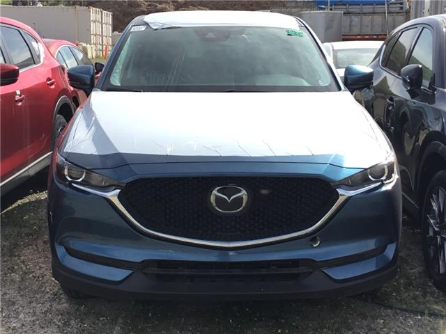 2019 Mazda CX-5 GS (Stk: N4429) in Calgary - Image 1 of 1
