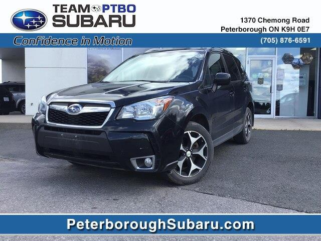 2014 Subaru Forester 2.0XT Touring (Stk: SP0273A) in Peterborough - Image 1 of 17