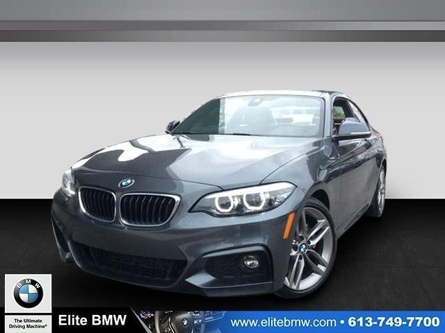 2019 BMW 230i xDrive (Stk: 12682) in Gloucester - Image 1 of 24