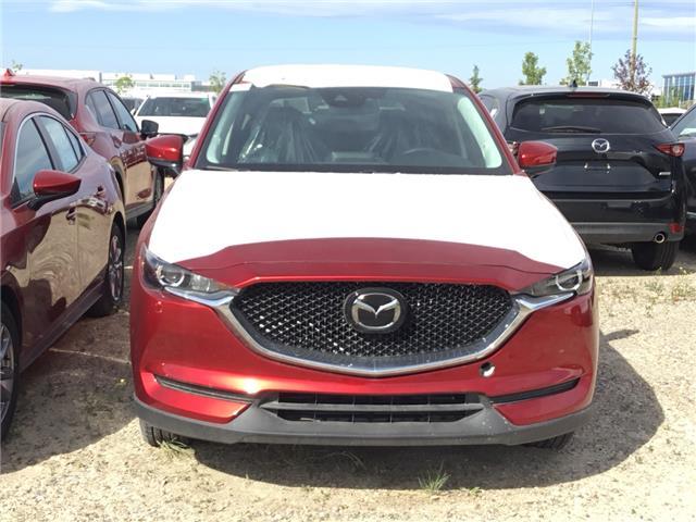 2019 Mazda CX-5 GS (Stk: N4505) in Calgary - Image 1 of 1