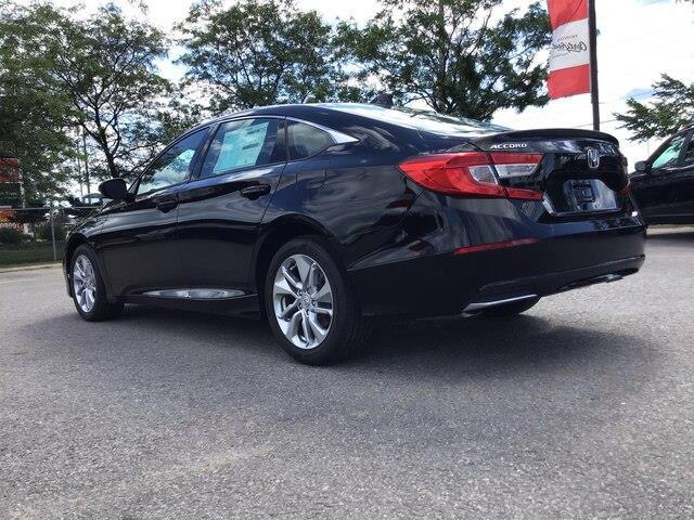 2019 Honda Accord LX 1.5T (Stk: 191608) in Barrie - Image 6 of 22