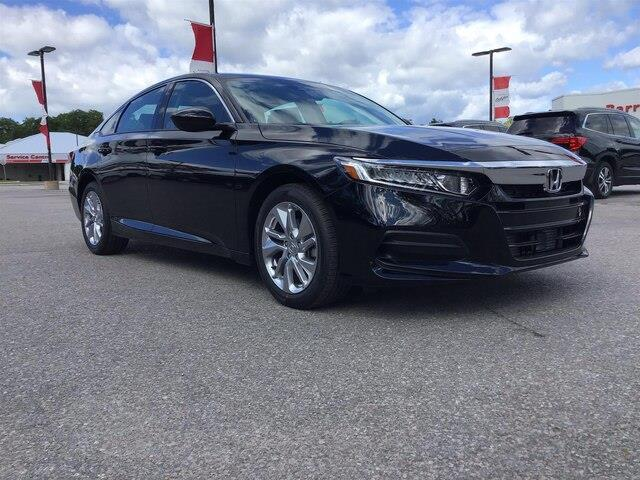 2019 Honda Accord LX 1.5T (Stk: 191608) in Barrie - Image 7 of 22