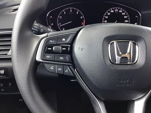 2019 Honda Accord LX 1.5T (Stk: 191608) in Barrie - Image 11 of 22