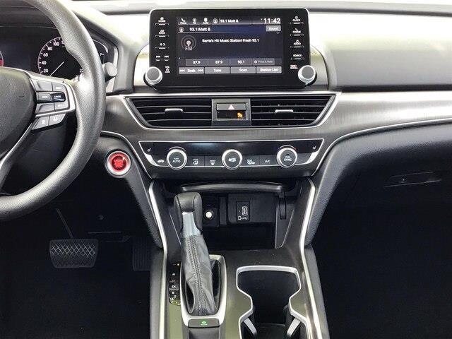2019 Honda Accord LX 1.5T (Stk: 191608) in Barrie - Image 16 of 22