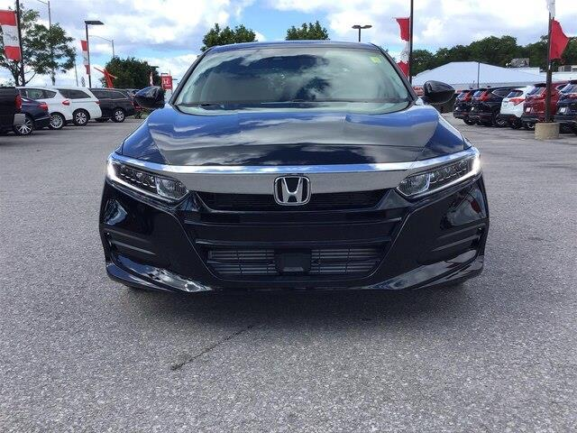2019 Honda Accord LX 1.5T (Stk: 191608) in Barrie - Image 17 of 22