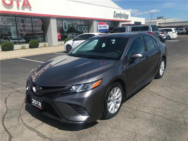 2018 Toyota Camry  (Stk: P0055560) in Cambridge - Image 2 of 15