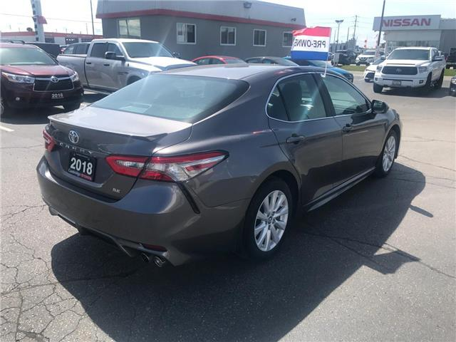 2018 Toyota Camry  (Stk: P0055560) in Cambridge - Image 6 of 15