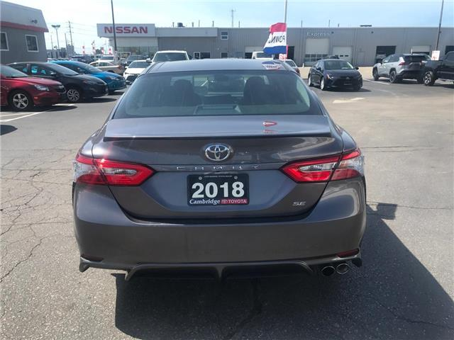 2018 Toyota Camry  (Stk: P0055560) in Cambridge - Image 7 of 15
