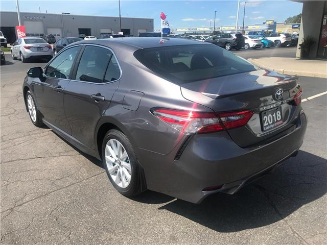 2018 Toyota Camry  (Stk: P0055560) in Cambridge - Image 8 of 15