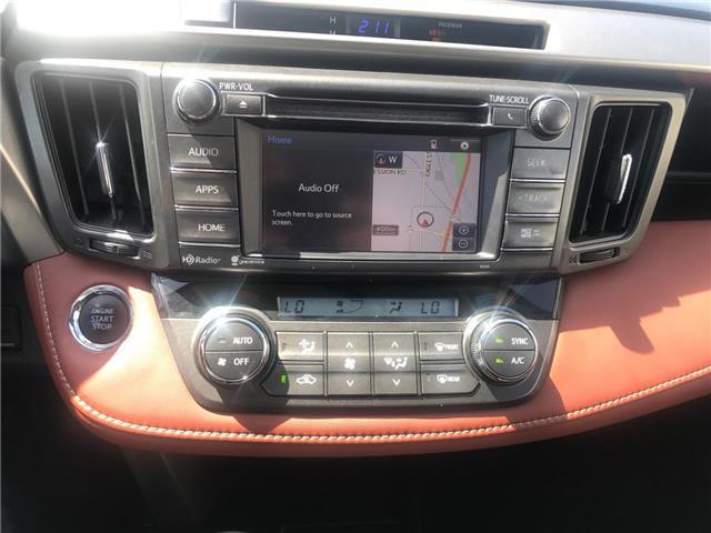 2014 Toyota RAV4  (Stk: P0055630) in Cambridge - Image 13 of 15