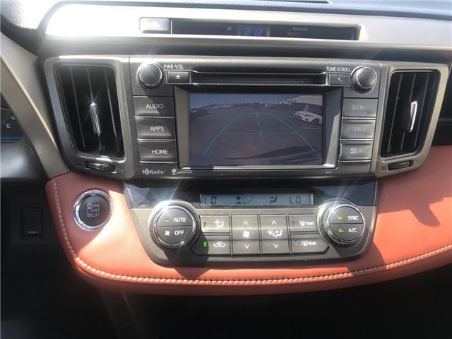 2014 Toyota RAV4  (Stk: P0055630) in Cambridge - Image 14 of 15