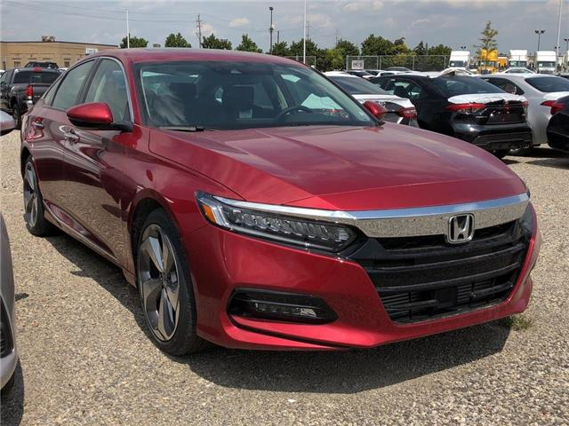2019 Honda Accord Touring 1.5T (Stk: I190291) in Mississauga - Image 3 of 5