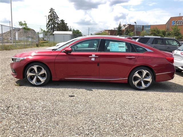 2019 Honda Accord Touring 1.5T (Stk: I190291) in Mississauga - Image 5 of 5