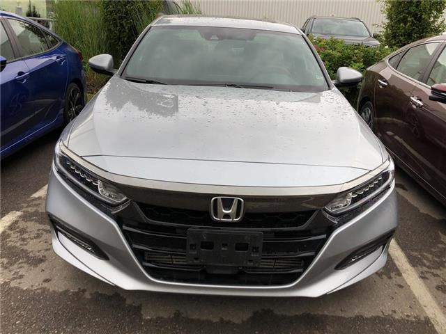 2019 Honda Accord Sport 1.5T (Stk: I190187) in Mississauga - Image 2 of 5