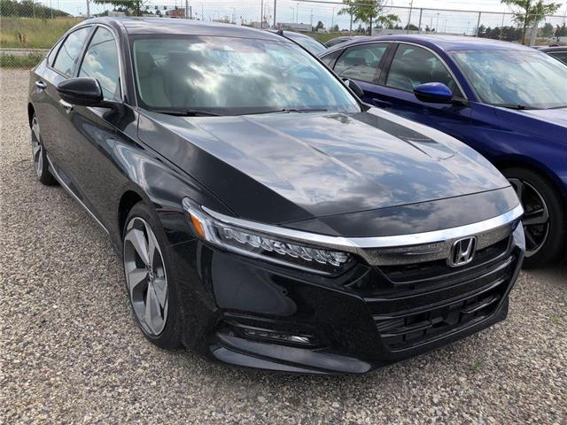 2019 Honda Accord Touring 2.0T (Stk: I190676) in Mississauga - Image 3 of 5