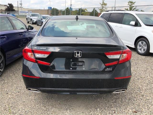 2019 Honda Accord Touring 2.0T (Stk: I190676) in Mississauga - Image 5 of 5
