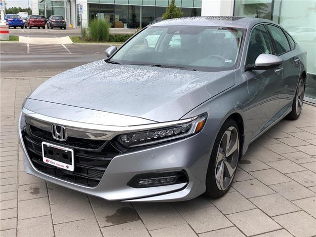 2019 Honda Accord Touring 1.5T (Stk: I190677) in Mississauga - Image 1 of 5