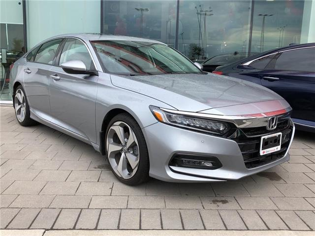 2019 Honda Accord Touring 1.5T (Stk: I190677) in Mississauga - Image 3 of 5