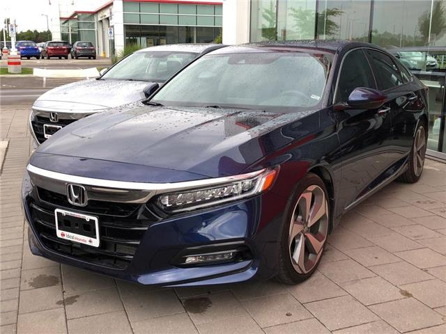 2019 Honda Accord Touring 2.0T (Stk: I190182) in Mississauga - Image 1 of 5