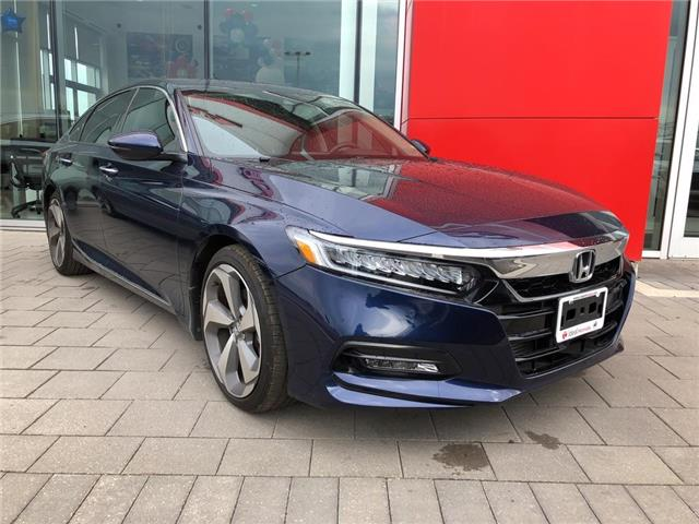 2019 Honda Accord Touring 2.0T (Stk: I190182) in Mississauga - Image 2 of 5