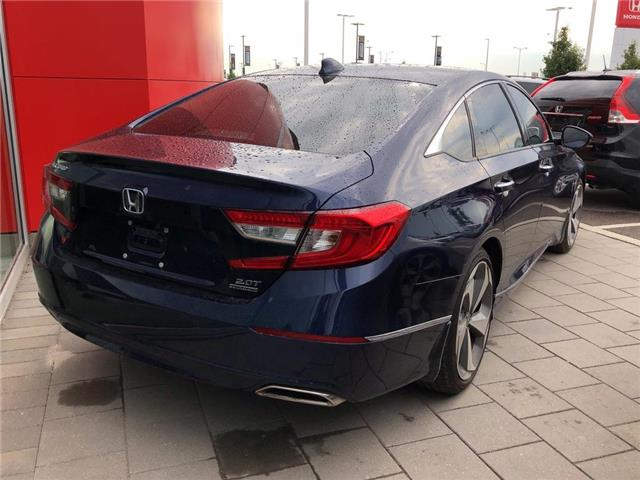 2019 Honda Accord Touring 2.0T (Stk: I190182) in Mississauga - Image 3 of 5