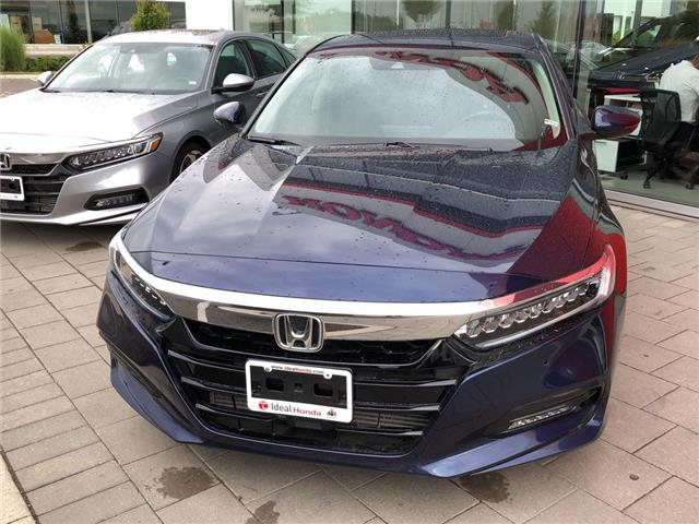 2019 Honda Accord Touring 2.0T (Stk: I190182) in Mississauga - Image 5 of 5
