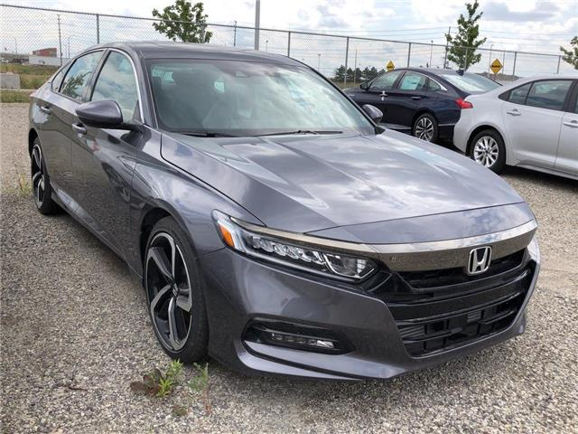 2019 Honda Accord Sport 2.0T (Stk: I190179) in Mississauga - Image 3 of 5