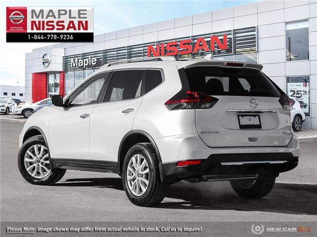 2019 Nissan Rogue AWD, Remote Starter, AppleCarPlay, ++ (Stk: M19R032) in Maple - Image 4 of 22