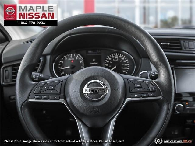 2019 Nissan Rogue AWD, Remote Starter, AppleCarPlay, ++ (Stk: M19R032) in Maple - Image 12 of 22