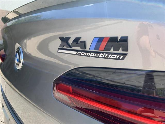 2020 BMW X4 M Competition (Stk: B20014) in Barrie - Image 9 of 16