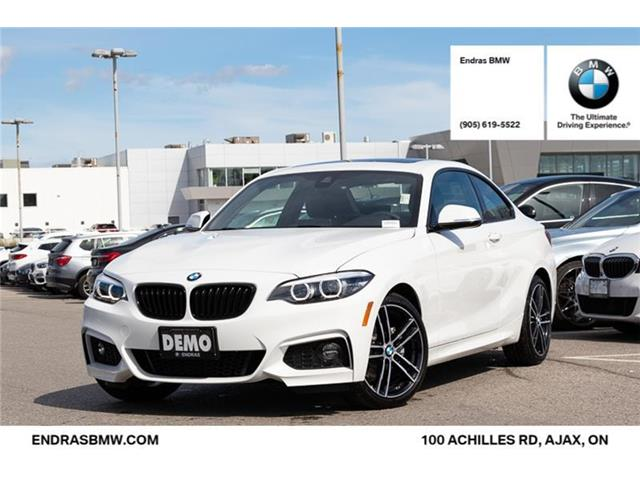 2020 BMW 230i xDrive (Stk: 20396) in Ajax - Image 1 of 21