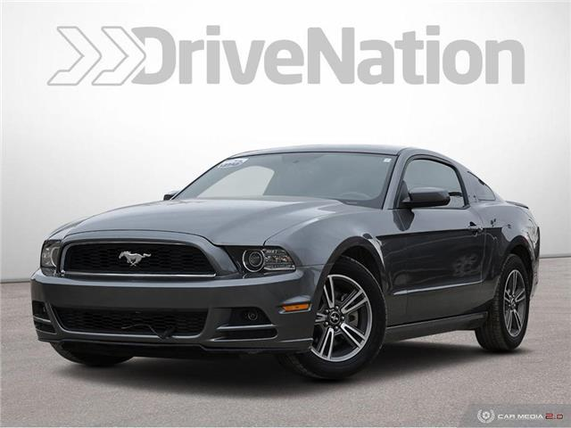 2013 Ford Mustang V6 Premium (Stk: A2944A) in Saskatoon - Image 1 of 27