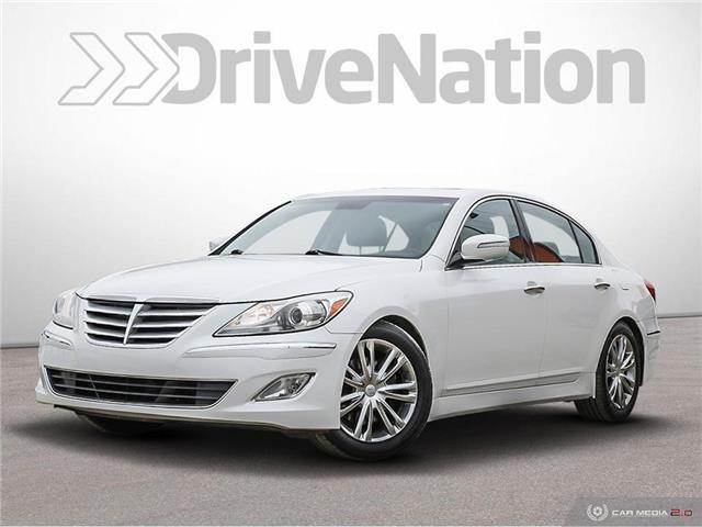 2012 Hyundai Genesis 3.8 Premium (Stk: A2984) in Saskatoon - Image 1 of 27