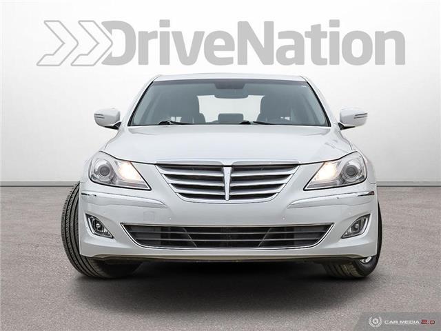 2012 Hyundai Genesis 3.8 Premium (Stk: A2984) in Saskatoon - Image 2 of 27