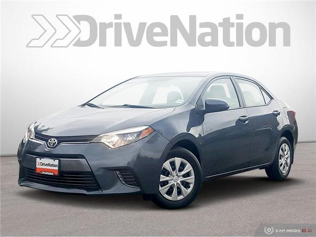 2015 Toyota Corolla LE (Stk: G0246) in Abbotsford - Image 1 of 25